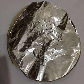 Alumunium Foil untuk Sisha Hookah