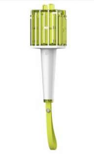 NCT Official Lightsticks