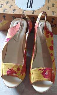 Sepatu Summer Wedges