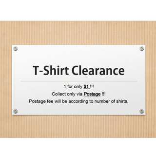 Plus Size T-Shirt Clearance