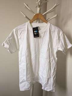 new white shirt