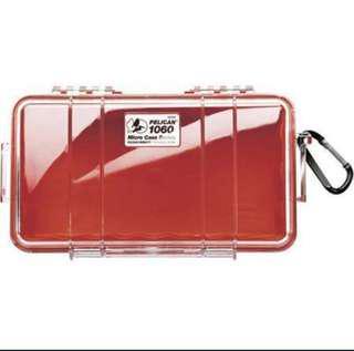 🚚 Pelican 1060 Micro Case Red