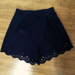 🆕Highwaisted Navy Shorts