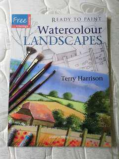 🚚 Watercolor Landscapes by Terry Harrison