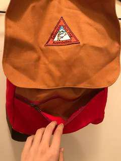 🚚 帆布背包