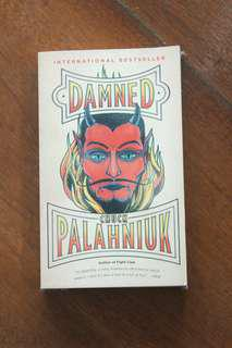 Damned by Chuck Palahniuk