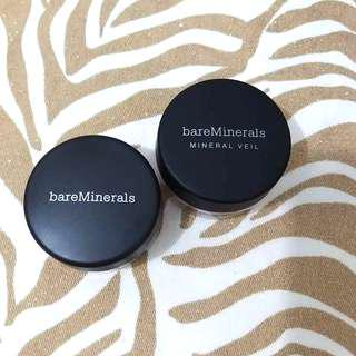 Bare Minerals Mineral Veil & Earth Bronzer