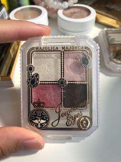 MJ 眼影 majolica majorca eyeshadow PK785