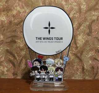 [PO] Wings Tour BTS Standee