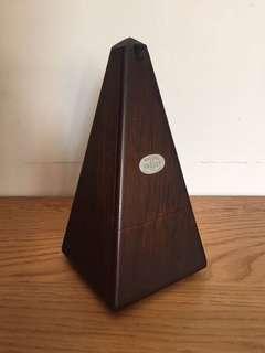 木製拍子機