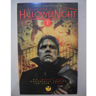 John Carpenter's Tales For A Halloween Night (paperback)