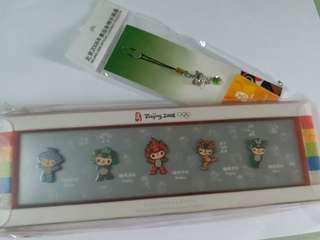 2008北京奧運紀念品~福娃