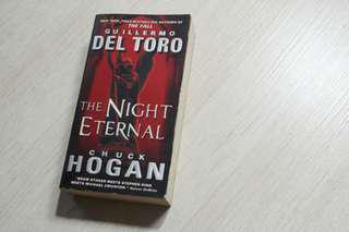 The Night Eternal (The Strain Trilogy #3) by Guillermo del Toro