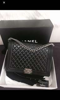 Chanel Boy Large