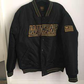 Men's Wu-Tang Bomber Jacket Size XL