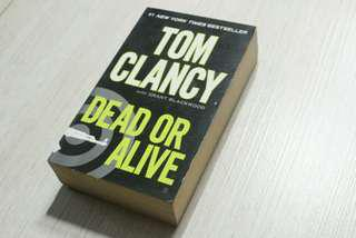 Dead or Alive (Jack Ryan Universe #13) by Tom Clancy
