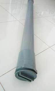 Fishing Rod Storage Tube (70cm L; 14cm diameter)