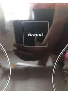 BRANDT INDUCTION HOB BPI6410D