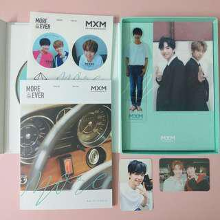 MXM UNSEALED MORE THAN EVER