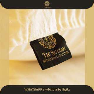 The Sultan : Bantal Hotel Feather Pillow