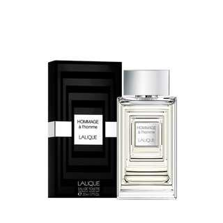 Lalique Hommage A L'homme Cologne (including shipping)
