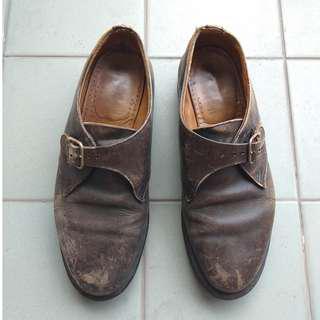 Dr Martens kasut kasual original Made in England Sz 11