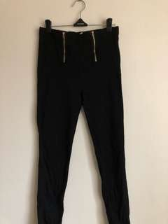 Black jeans skinny fitting 10-12