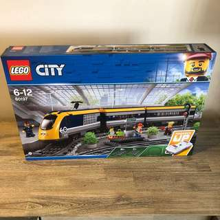 *Reserved* MISB Lego 60197 City Passenger Train