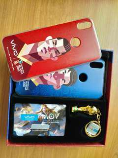 Vivo V9 World Cup 2018 Gift Set