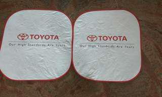 Toyota sunshade BNIB