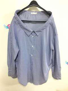 🚚 ✨50%條紋襯衫