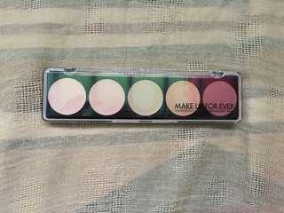Make up forever concealer palette