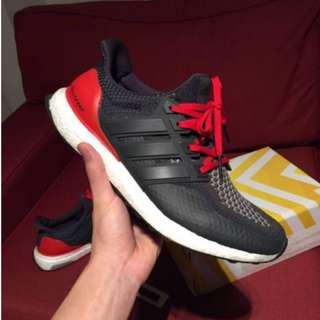 """Ultra boost 2.0 Red """"Asia exclusive"""" US 10 - Original"""