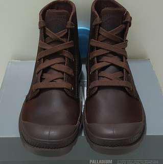 Sepatu Boots Palladium Pampa Hi Leather size 37.5 original