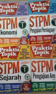 STPM Past Year Questions