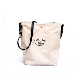 Bucket Canvas Bag #Jan50