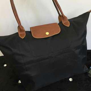 Longchamp Shoulder Bag Large
