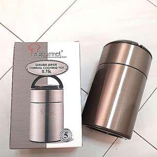 A gourment thermal cooking pot