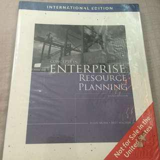 Monk / Wagner - Concepts In Enterprise Resource Planning 3rd Ed
