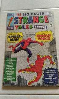 Marvel spider-man comic silver age
