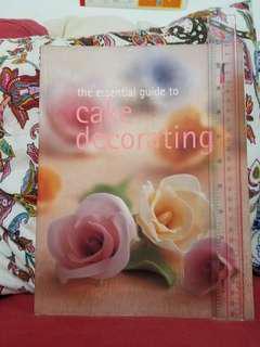 Cake Decorating Recipe/cooking book