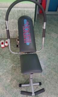 Abs bench