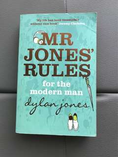 Mr Jones' Rules