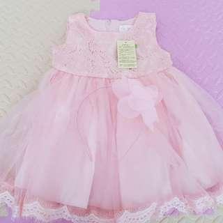 1st birthday princess dress
