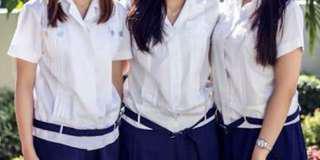 Assumption College Makati uniform set