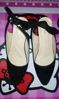 Heels 5cm black