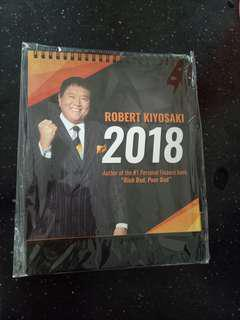 Motivational Calendar by Robert Kiyosaki