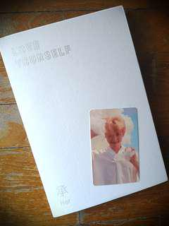 BTS LOVE YOURSELF : HER ALBUM WITH PC [UNSEALED]