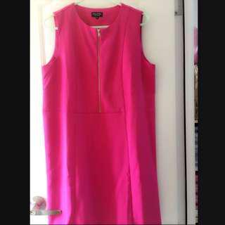ZALORA - Pink Dress size M
