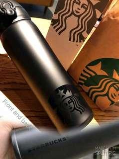 Matte Black Starbucks